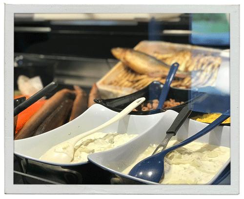 Lecker: Fischgerichte aus dem Hofladen